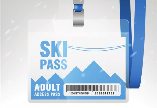 DAILY SKI-PASSES IN EUROPE COST 54 EUROS ON AVERAGE