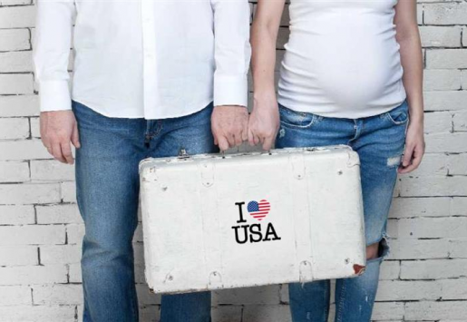 BIRTH TOURISM – TRUMP TO STOP THE BOOMING BUSINESS