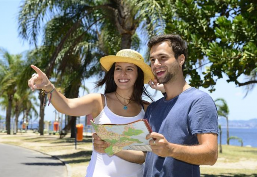 RECORD NUMBER OF FOREIGN TOURISTS THANKS TO BRAZILIAN OLYMPICS