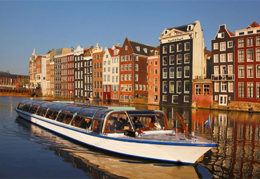 AMSTERDAM TAKES NECESSARY MEASURES AMID CRUISE TOURISM BOOM