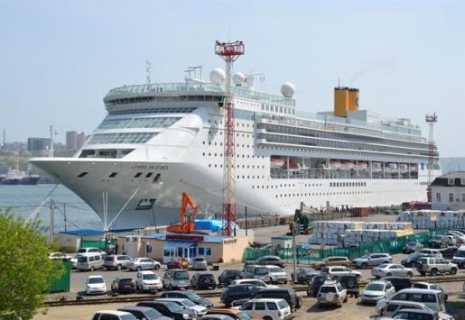CRUISE TOURISM SEASON BEGINS IN RUSSIA'S FAR EAST