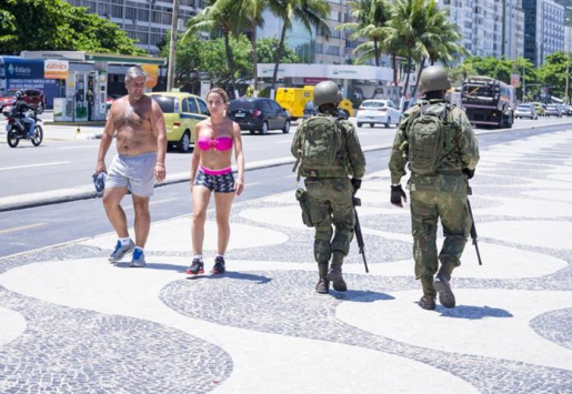 VIOLENCE AGAINST TOURISTS IN RIO DE JANEIRO WORRIES HOTELIERS