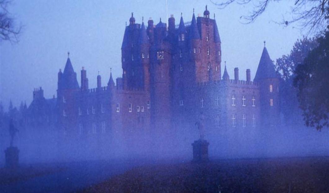 Haunted Castles in Scotland
