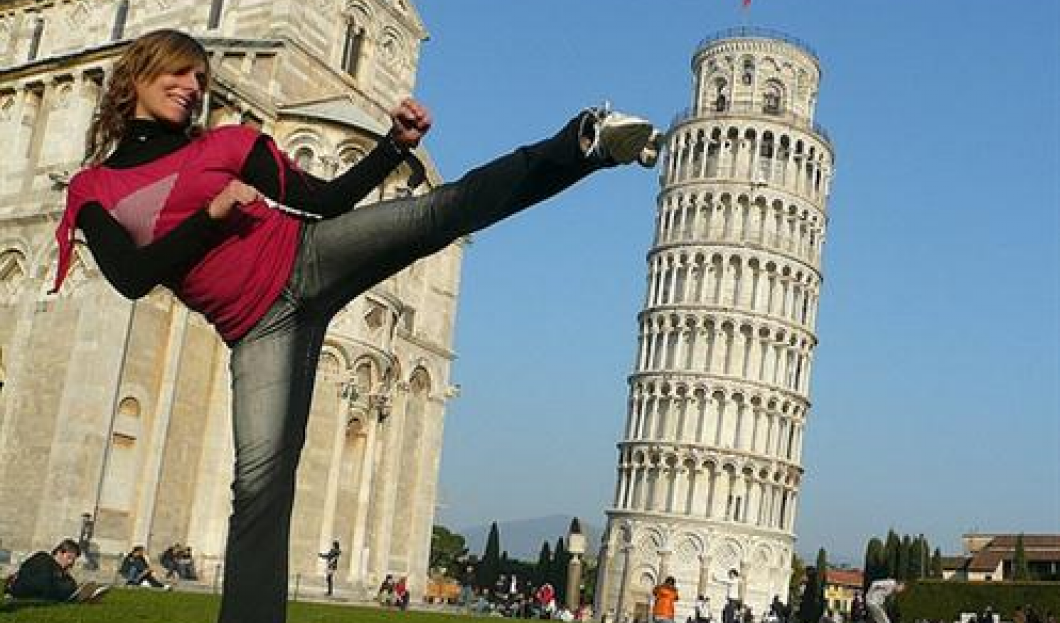 The Pisa Tower, Italy