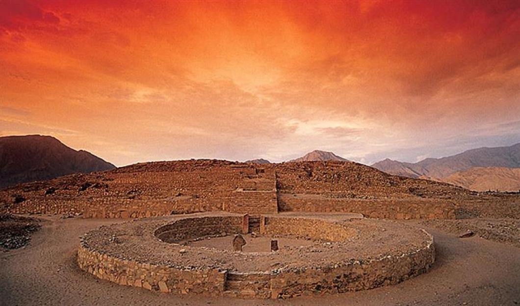 Caral, Peru