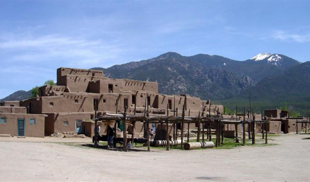 Taos in New Mexico