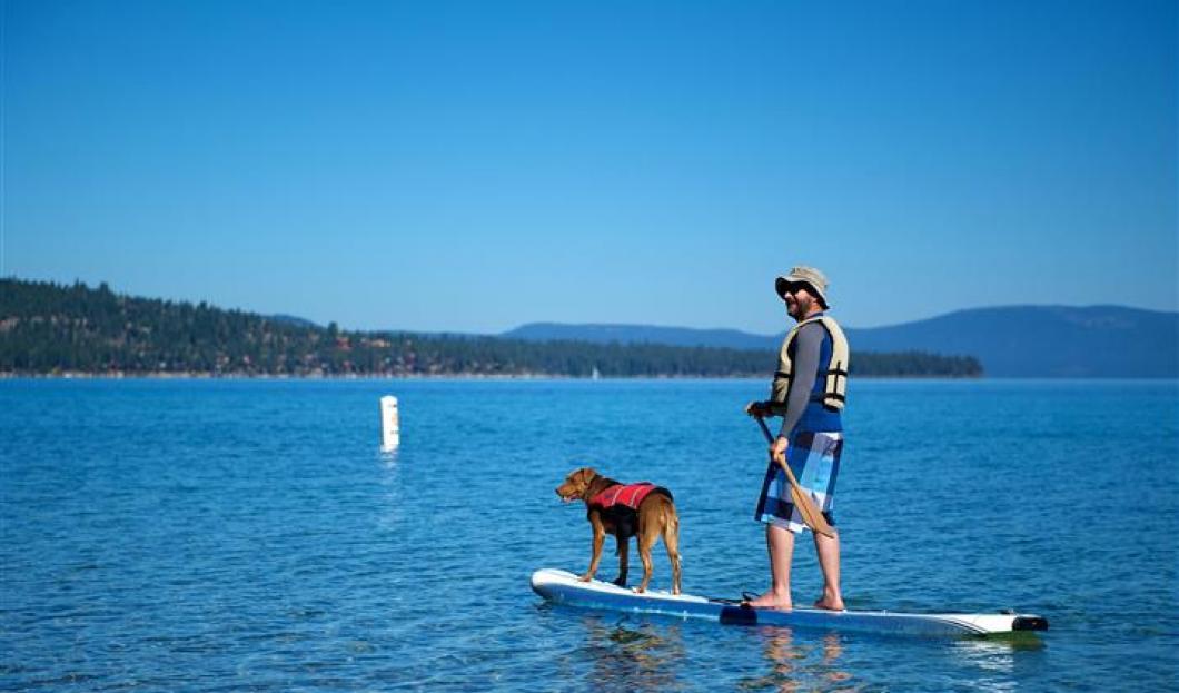 Tahoe Lake, USA