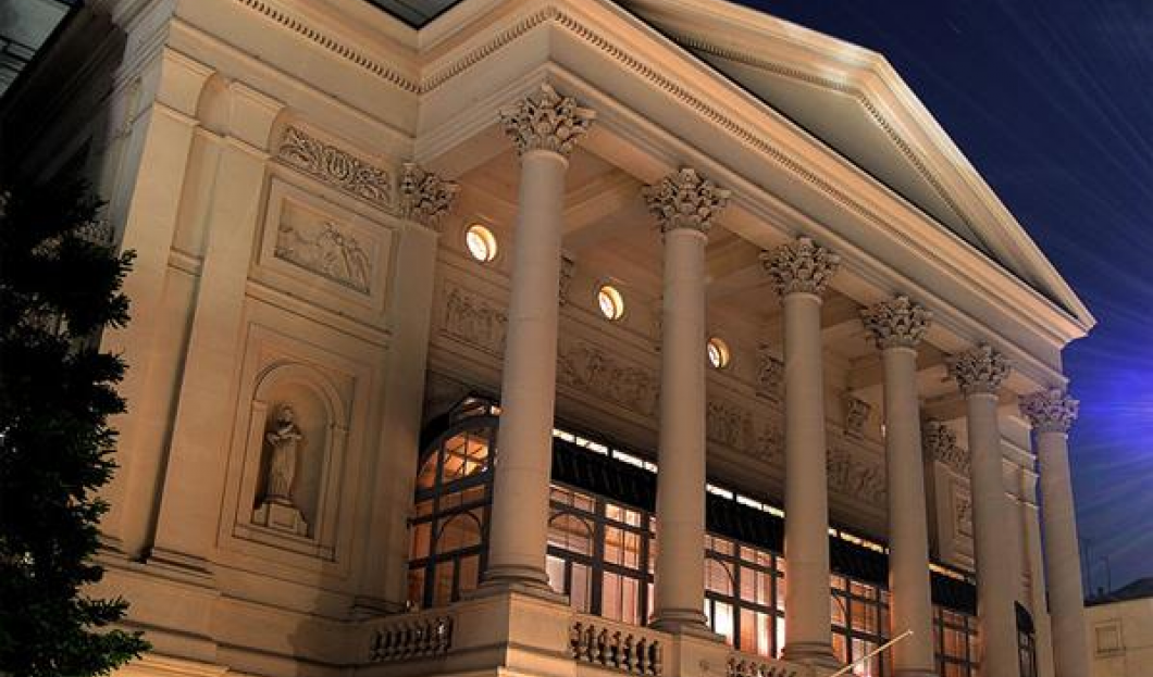 4) The Royal Opera House, London, England