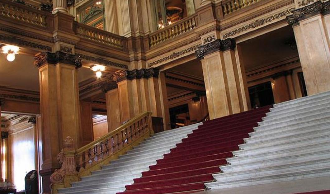 3) Teatro Colon, Buenos Aires, Argentina