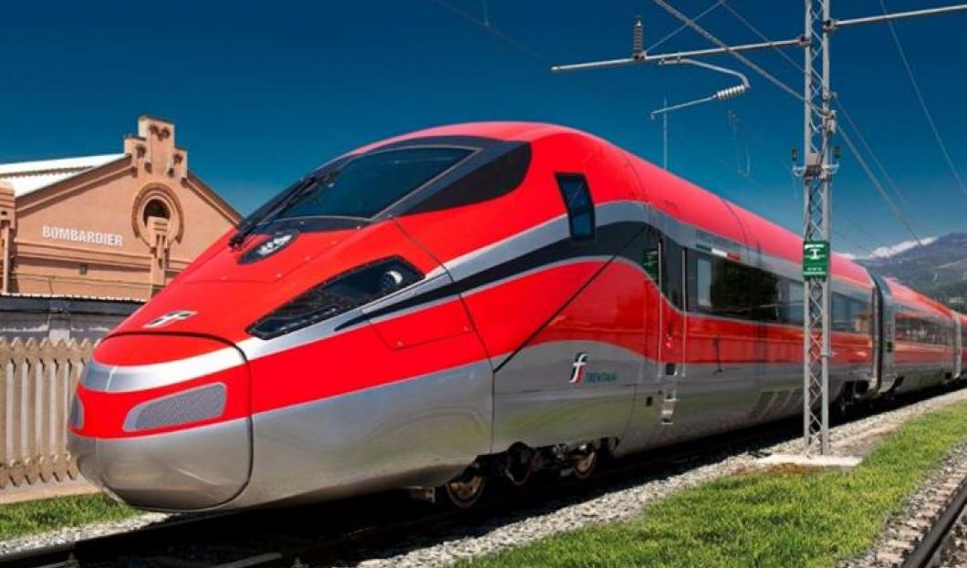 Italy and Its Brand New Frecciarossa 1000