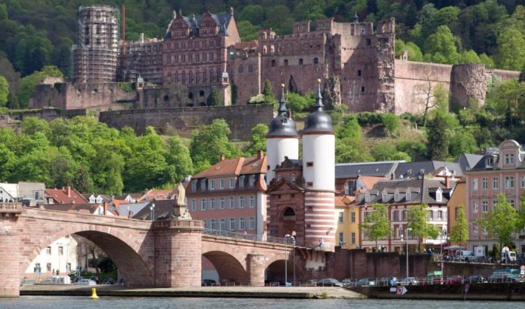 Heidelberg Castle and Old Town
