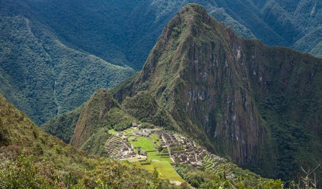 Wiñay Wayna, Inca Trail, Machu Picchu