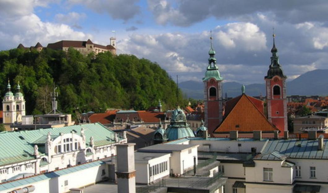 1/ Ljubljana