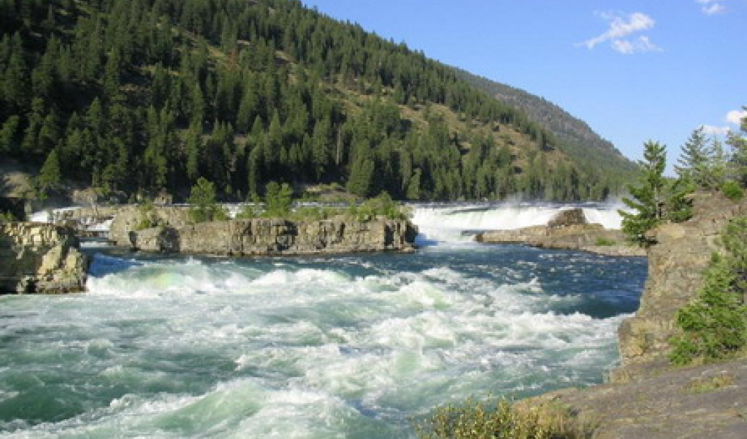 4. Kootenai River, USA