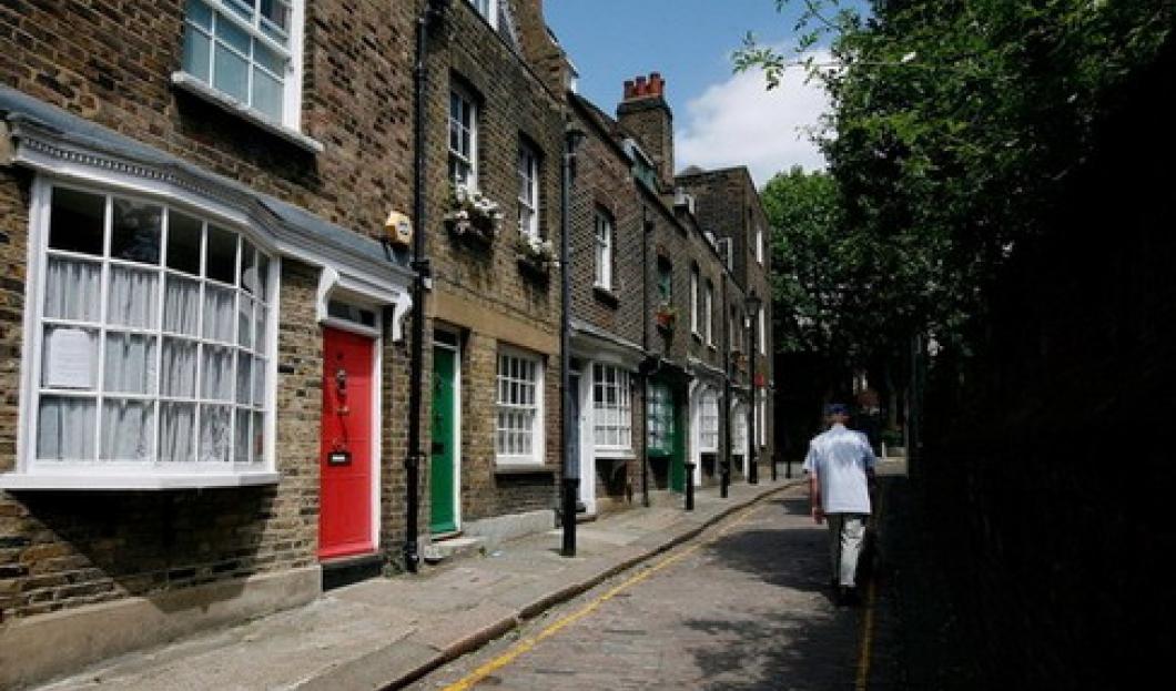 5. Little Green Street, UK