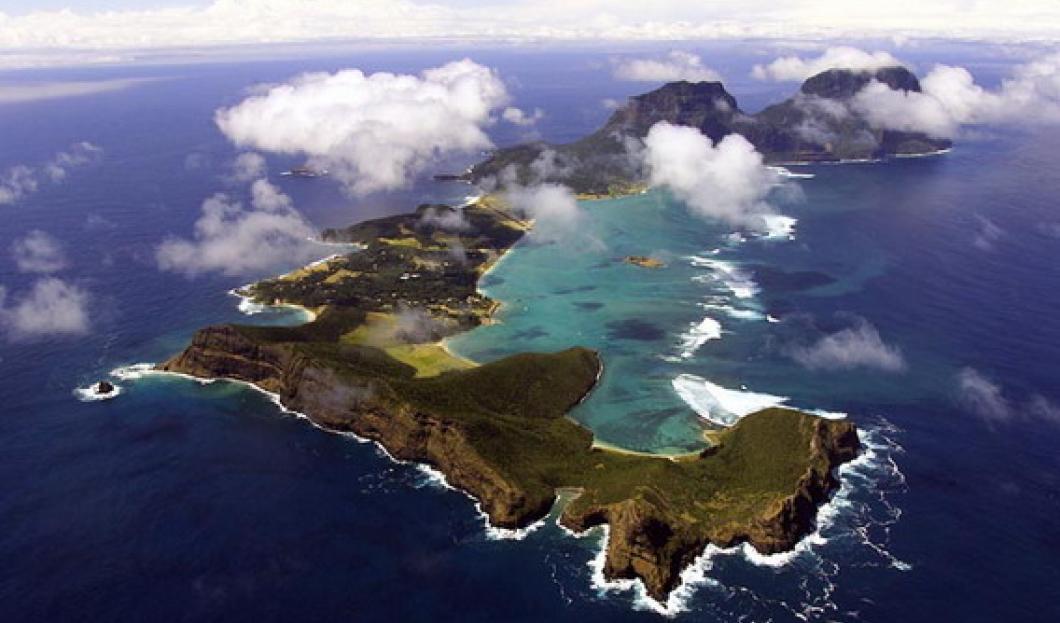 6. Lord Howe Island, Australia