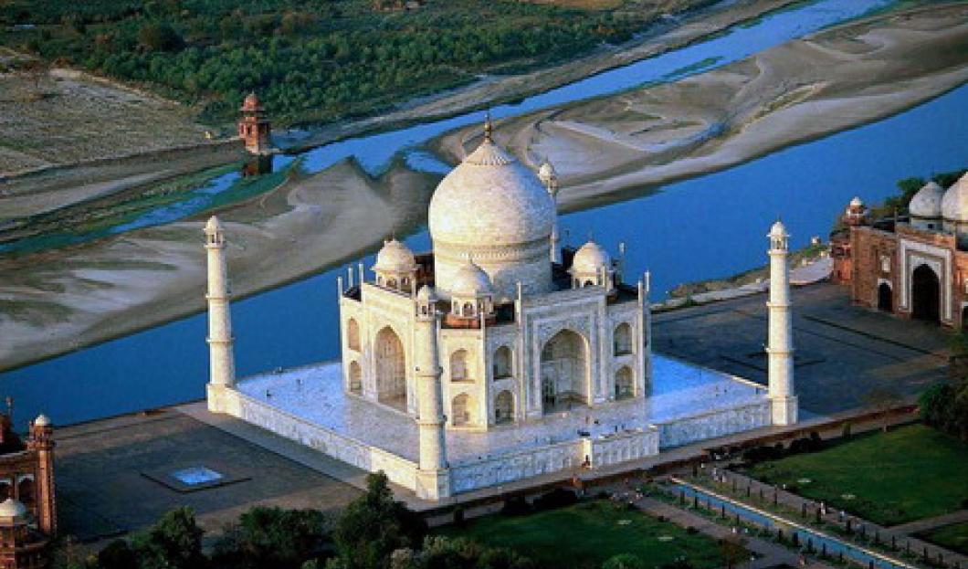 8. Taj Mahal, India