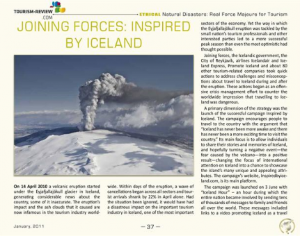Joining Forces: Inspired by Iceland