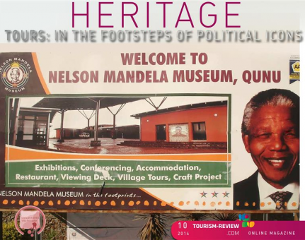 HERITAGE/ Tours: In the Footsteps of Political Icons