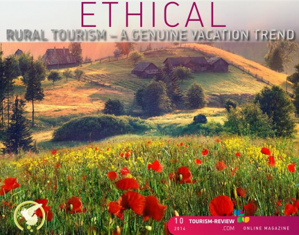 ETHICAL/ Rural Tourism – A Genuine Vacation Trend