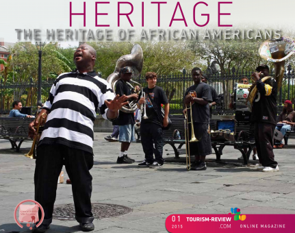 HERITAGE/ The Heritage of African Americans