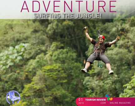 ADVENTURE/ Surfing the Jungle!