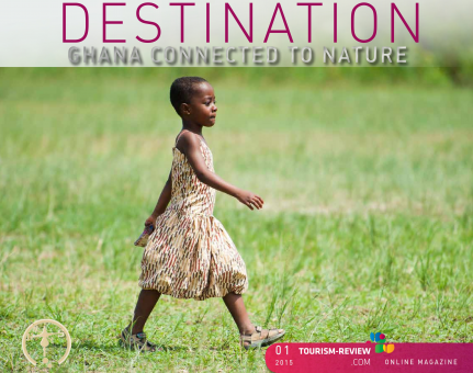 DESTINATION/ Ghana Connected to Nature