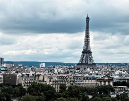 Touring Paris and Its African History
