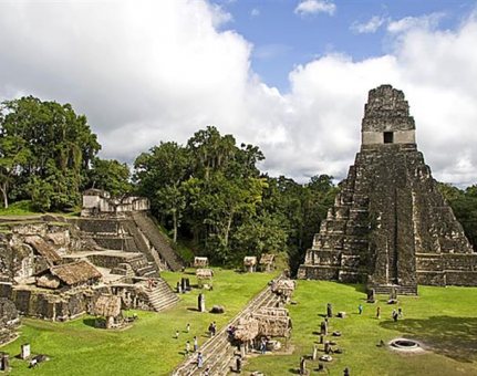 Guatemalan Jungle Inviting for a New Trek
