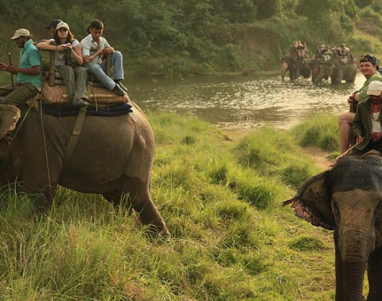Jungle Safari in Nepal Offers Remarkable Experience