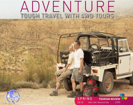ADVENTURE/ Tough Travel with 4WD Tours