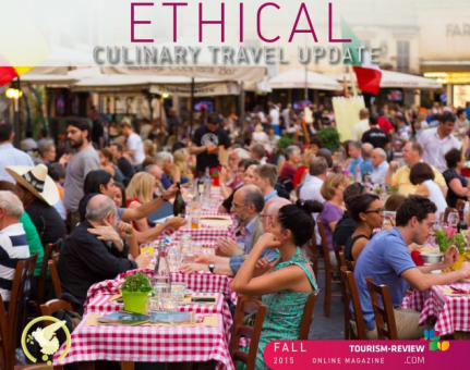 ETHICAL/ Culinary Travel Update