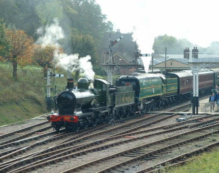 Live Your Dreams: Take a Ride on Britain's Heritage Railways
