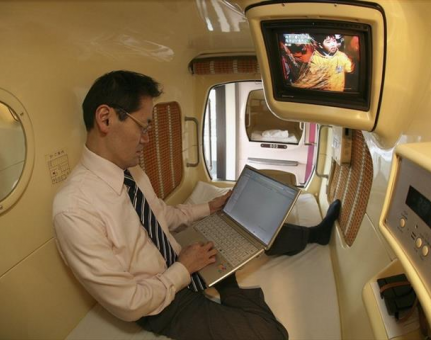 Experience the Japanese Capsule Hotel