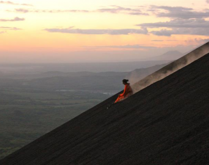 Cerro Negro – Volcano Boarding Not for the Faint-hearted