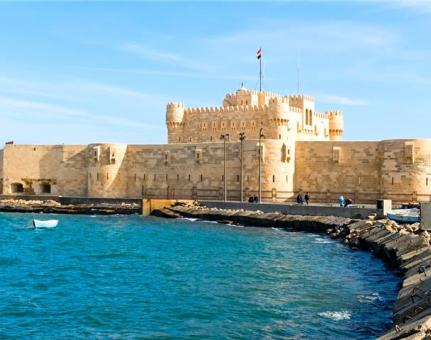 Alexandria Threatened to Lose Its Treasures Thanks to Floods