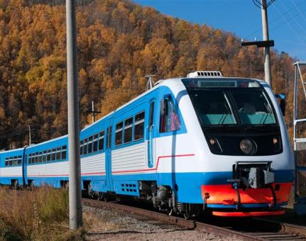 Trans-Siberian Railway – Across Russia in 8 Days