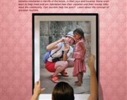 Ethical / Religious: Pro-poor Tourism