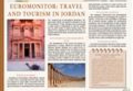 Euromonitor: Travel and Tourism in Jordan