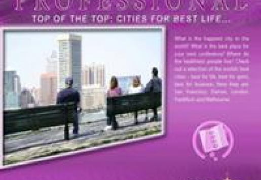 Professional/ Top of the Top - Cities for Best Life...