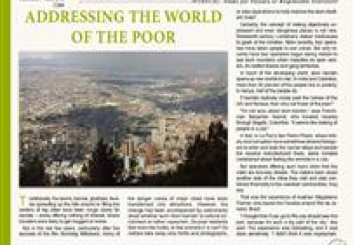 Addressing the World of the Poor
