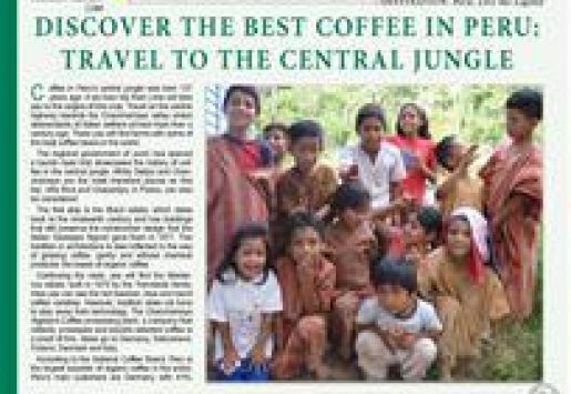 Discover the Best Coffee in Peru: Travel to the Central Jungle