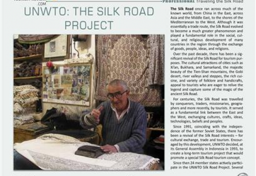 UNWTO: The Silk Road Project