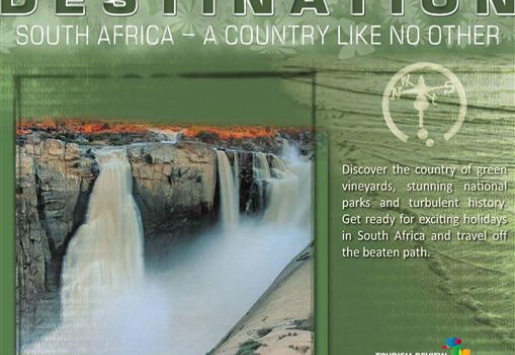 DESTINATION/ South Africa – A Country Like No Other