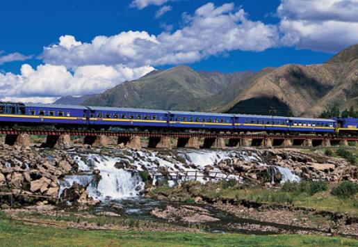 Peru: Travel by Train Not Only to Machu Picchu