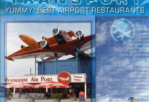 TRANSPORT/ Yummy! Best Airport Restaurants