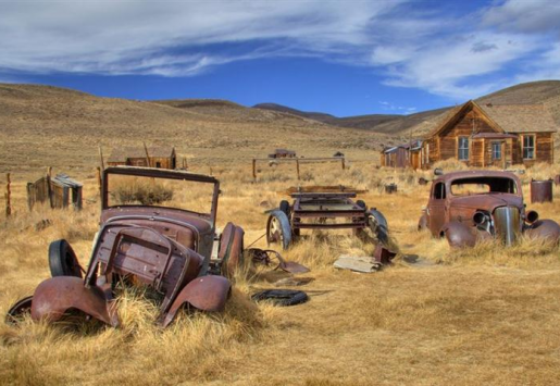 Bodie – The Largest Ghost Town
