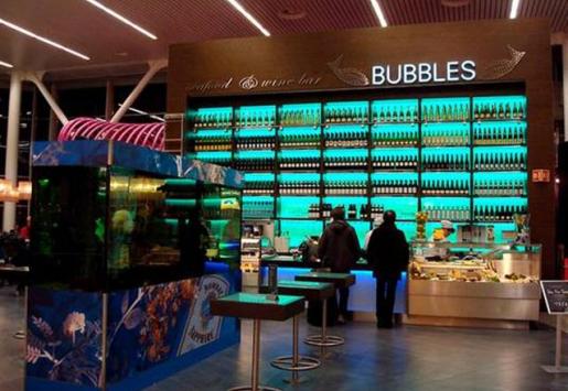 World's Best Airport Restaurants
