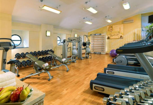 Exercise in the Best Hotel Gyms in Europe