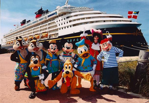 Carpet Rides, Fantasy and Magical Wonders with Disney Cruise Line